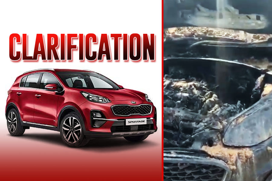 Kia Issues Official Statement on the Sportage Fire Incident 3