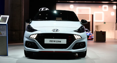 Hyundai i10- Small Wonder That's Yet to Arrive in Pakistan 11