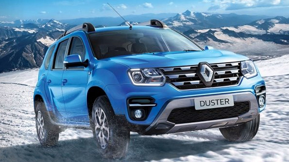 2020 Renault Duster BS-VI Launched in India Priced from INR 8.49 lac 6