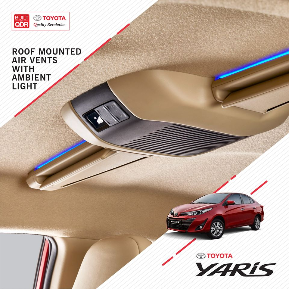 Toyota Introduces New Decal Options for Yaris in India 1