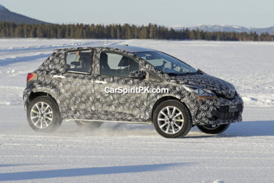 Toyota Begins Cold-Weather Testing of the Yaris Cross 2