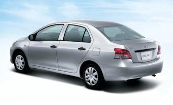 History: Toyota Yaris All Generations 22