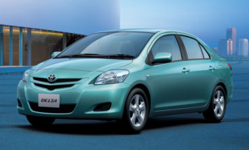 History: Toyota Yaris All Generations 21