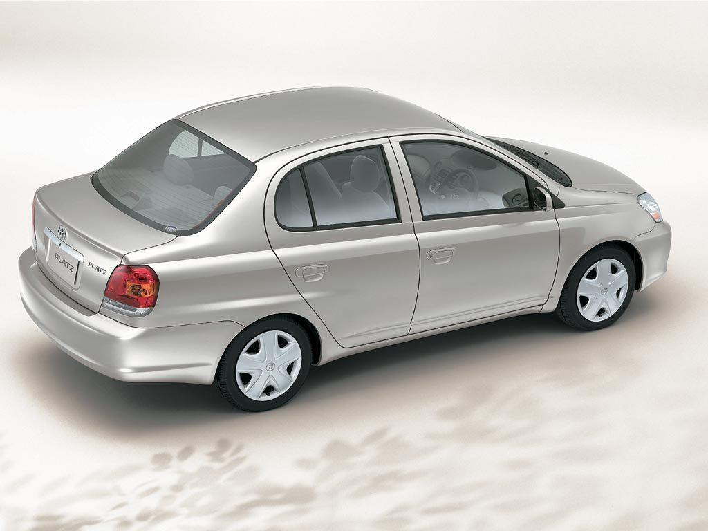 History: Toyota Yaris All Generations 12