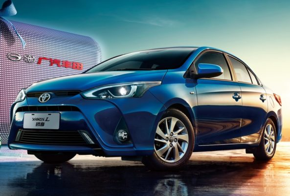 History: Toyota Yaris All Generations 28