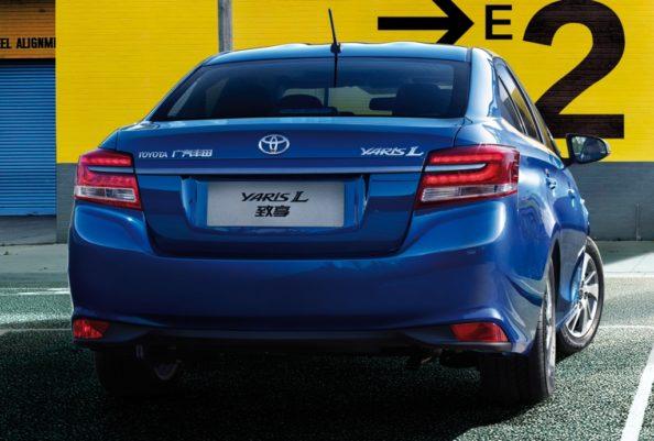 History: Toyota Yaris All Generations 29
