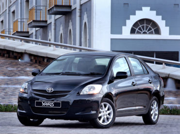 History: Toyota Yaris All Generations 18