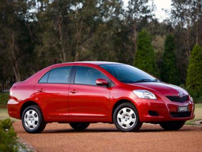 History: Toyota Yaris All Generations 15