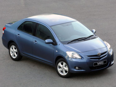 History: Toyota Yaris All Generations 16