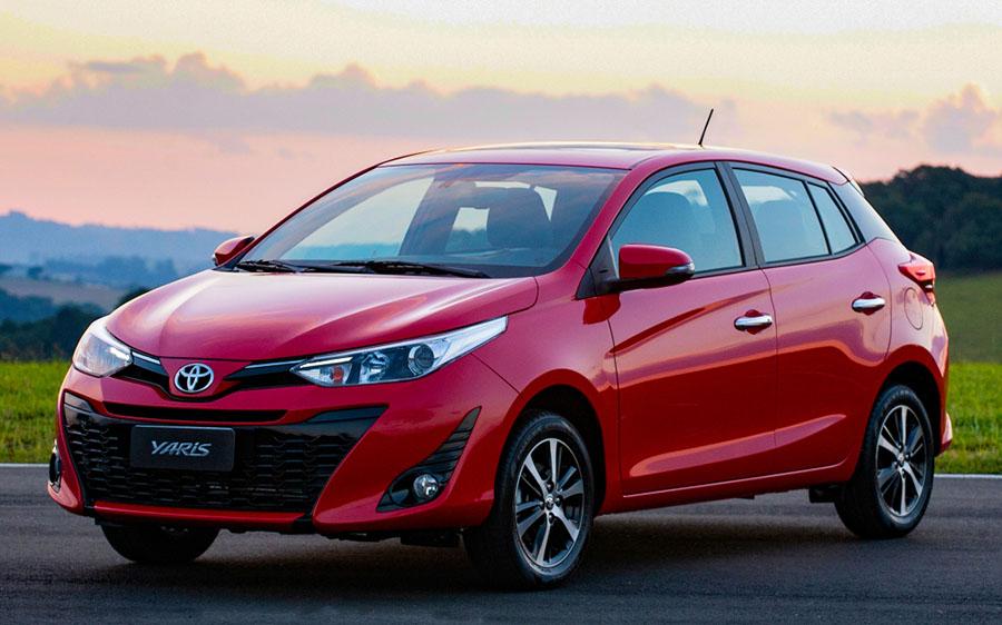 History: Toyota Yaris All Generations 4