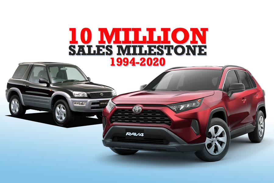 Toyota RAV4 Achieves 10 Million Units Sales Milestone 4