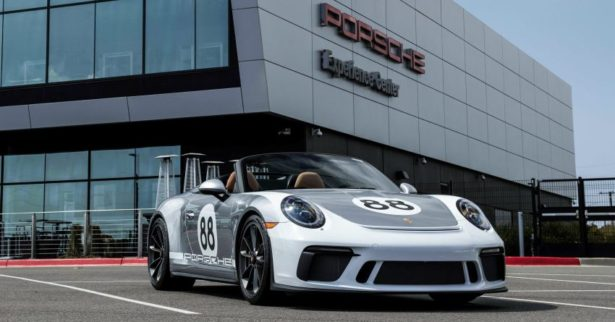 The Last-Ever Porsche 911 to be Auctioned to Fight COVID-19 8
