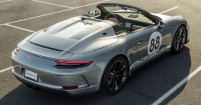 The Last-Ever Porsche 911 to be Auctioned to Fight COVID-19 2