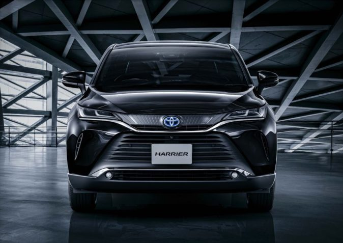 Is Toyota Harrier the New Hybrid SUV IMC Intends to Launch in Pakistan? 2