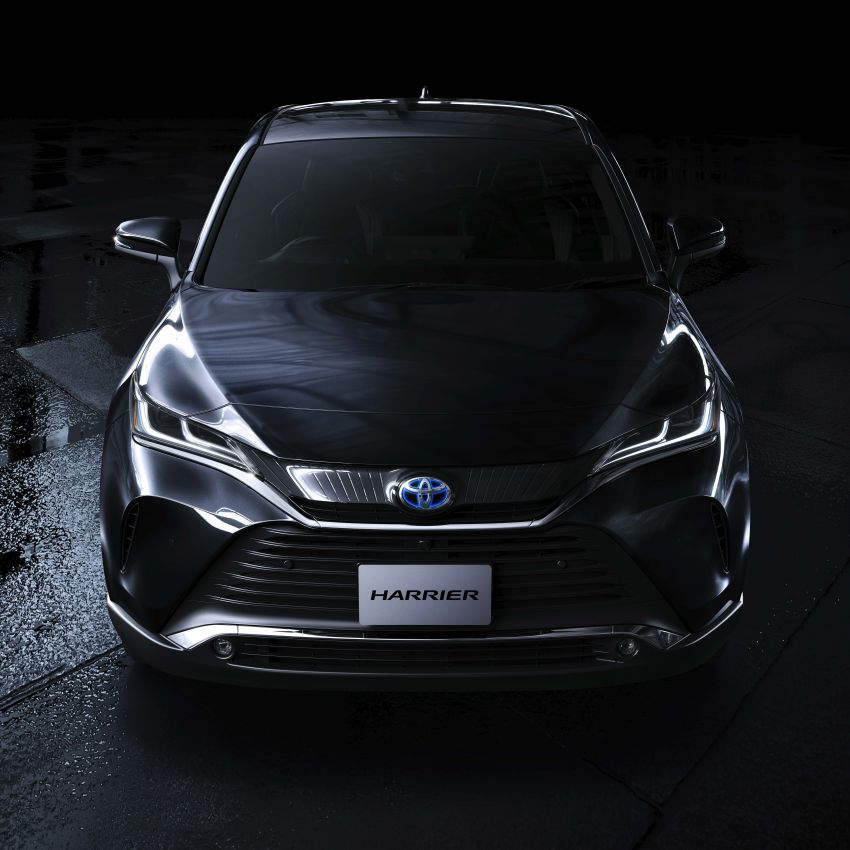 Is Toyota Harrier the New Hybrid SUV IMC Intends to Launch in Pakistan? 5