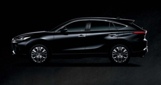 All New Toyota Harrier Goes on Sale in Japan 2