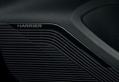 All New 2020 Toyota Harrier Revealed 13