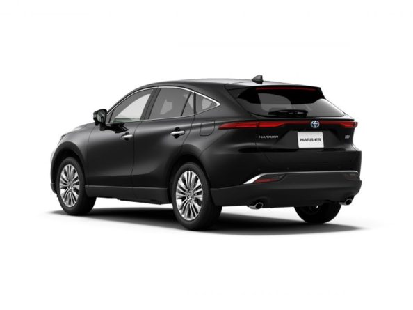 Is Toyota Harrier the New Hybrid SUV IMC Intends to Launch in Pakistan? 9