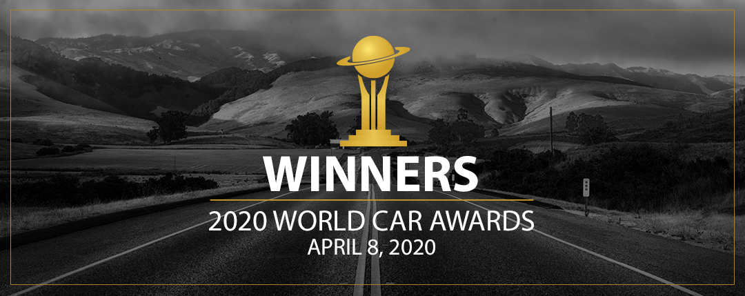 Winners of the 2020 World Car of the Year Awards 2