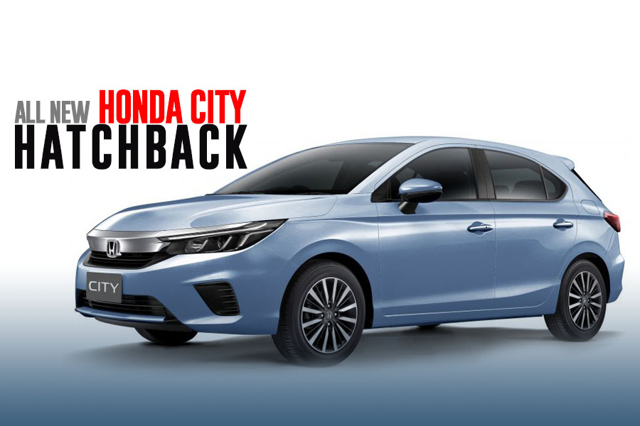 Renderings: All New Honda City Hatchback 7