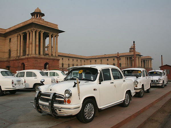 India to Resurrect the Iconic Ambassador 1