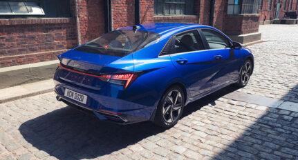 History of Hyundai Elantra 30