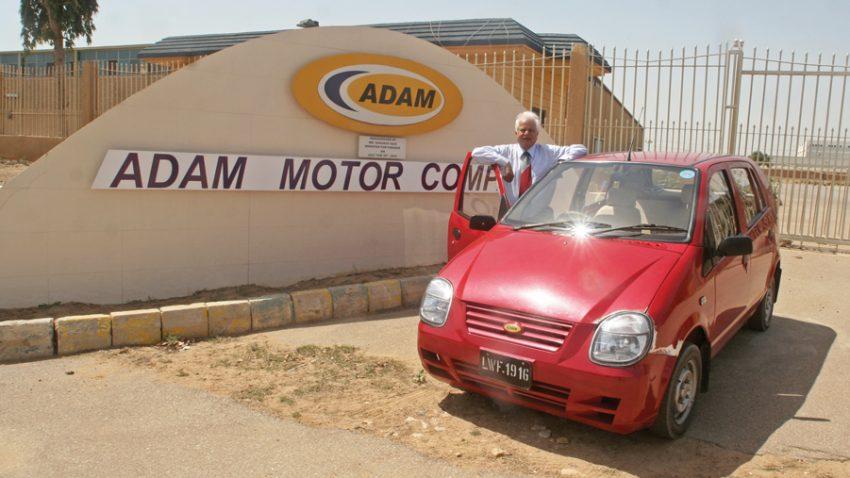 The Story of Adam Revo 1