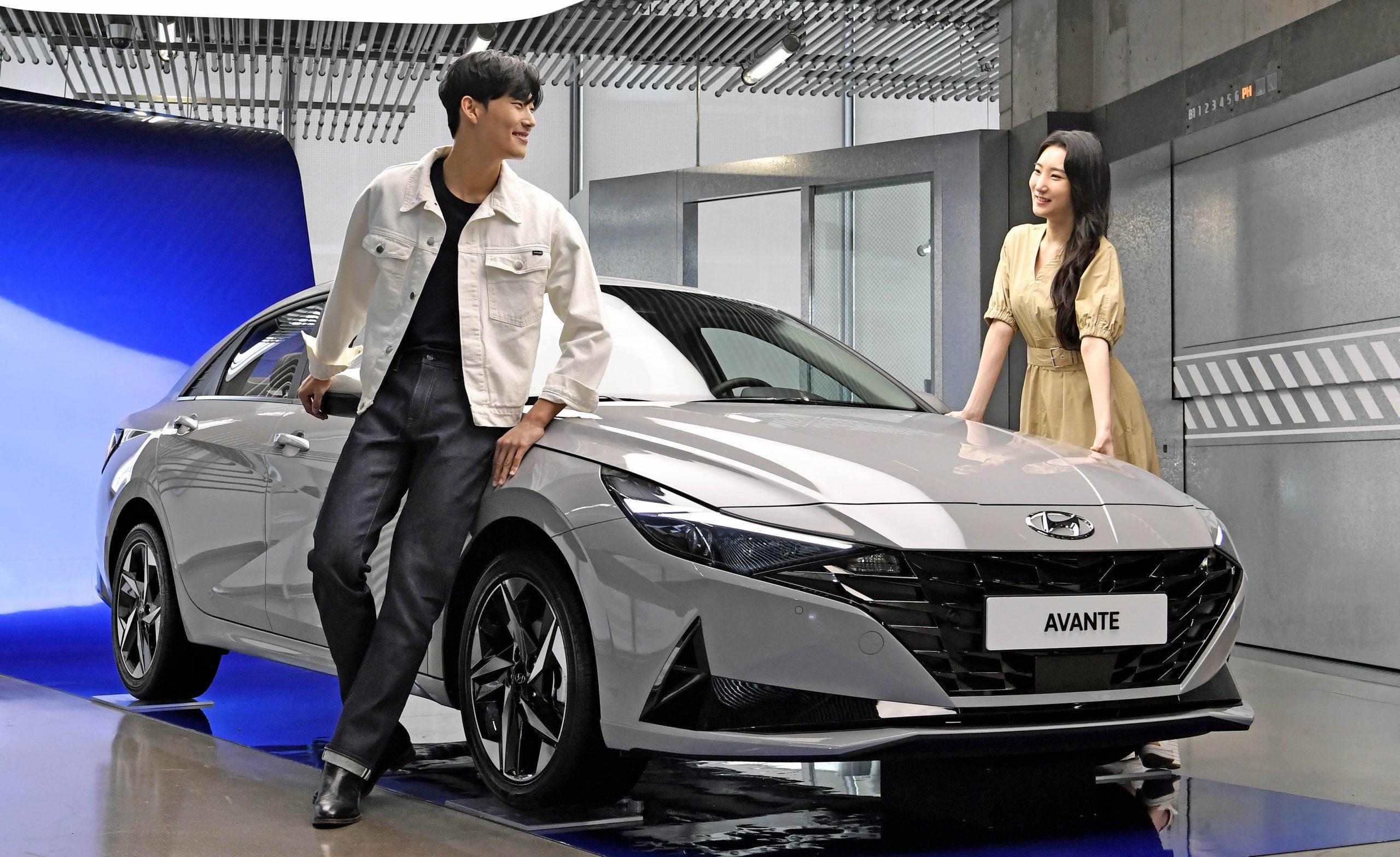 All New Hyundai Avante (Elantra) Debuts in South Korea 4