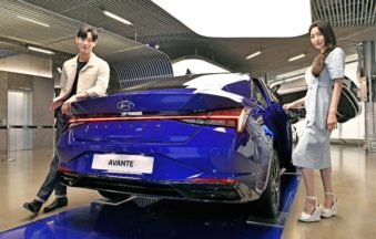 All New Hyundai Avante (Elantra) Debuts in South Korea 8