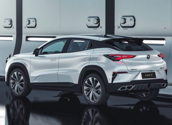 Changan All Set to Launch UNI-T SUV in China 23