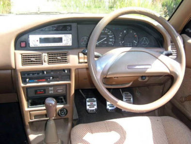 Remembering the Toyota Corolla E90 17