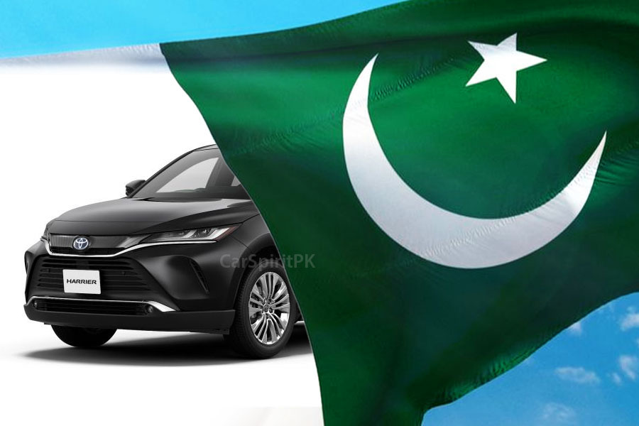 Is Toyota Harrier the New Hybrid SUV IMC Intends to Launch in Pakistan? 8