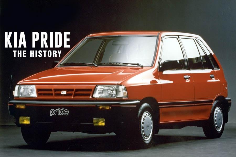 History of Kia Pride- the First Kia in Pakistan 5