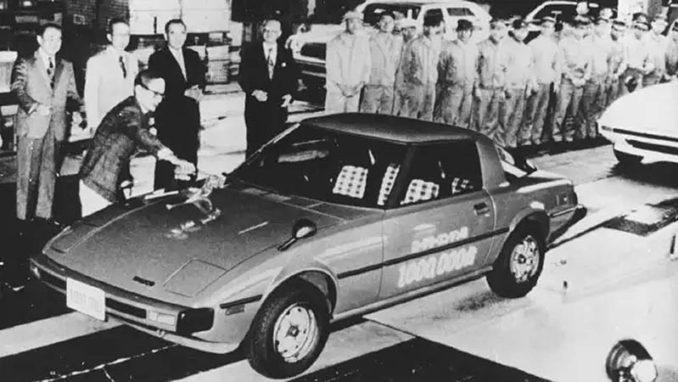 Mazda Completes 100 Years 1