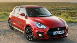 2020 Suzuki Swift Sport Becomes Hybrid Only 1
