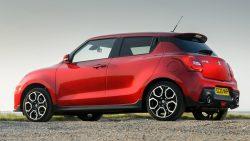 2020 Suzuki Swift Sport Becomes Hybrid Only 2