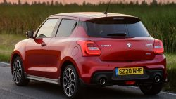 2020 Suzuki Swift Sport Becomes Hybrid Only 3