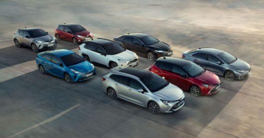 Toyota Hybrid Sales Exceeds 15 Million Units Worldwide 3