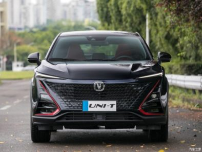 Changan All Set to Launch UNI-T SUV in China 3