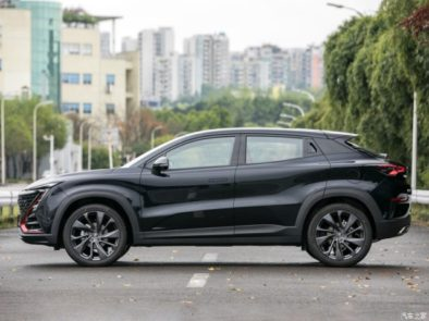 Changan All Set to Launch UNI-T SUV in China 4