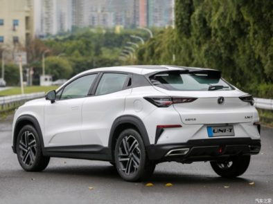 Changan All Set to Launch UNI-T SUV in China 17