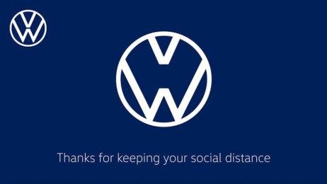 Coronavirus: Automakers Modify Logos to Promote Social Distancing 3