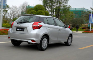 Is China-Spec Toyota Yaris Better Looking Than the Yaris We Have Here? 3