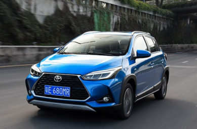 Is China-Spec Toyota Yaris Better Looking Than the Yaris We Have Here? 4