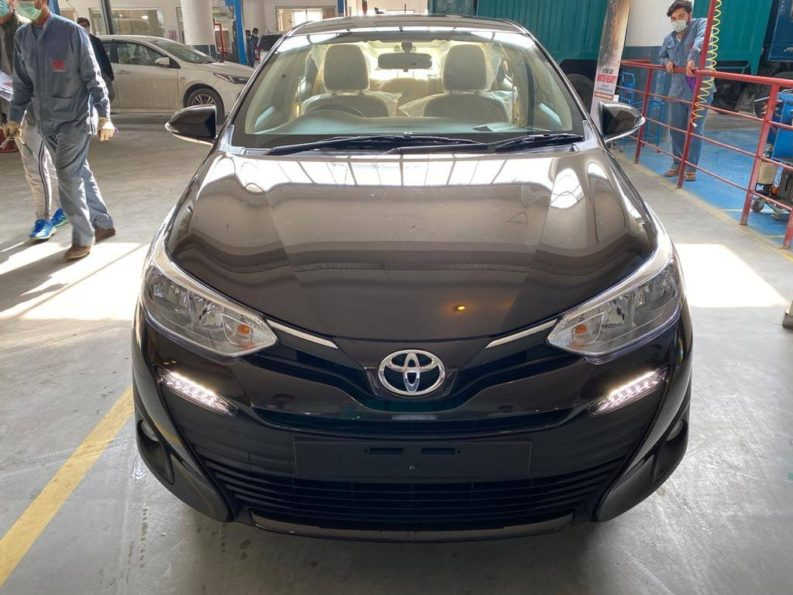 Is China-Spec Toyota Yaris Better Looking Than the Yaris We Have Here? 10