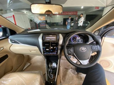 Missing Features of Toyota Yaris in Pakistan 5