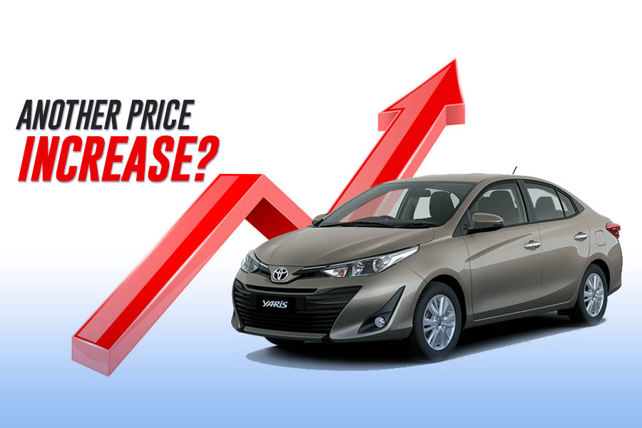 Another Increase in Car Prices Expected? 3