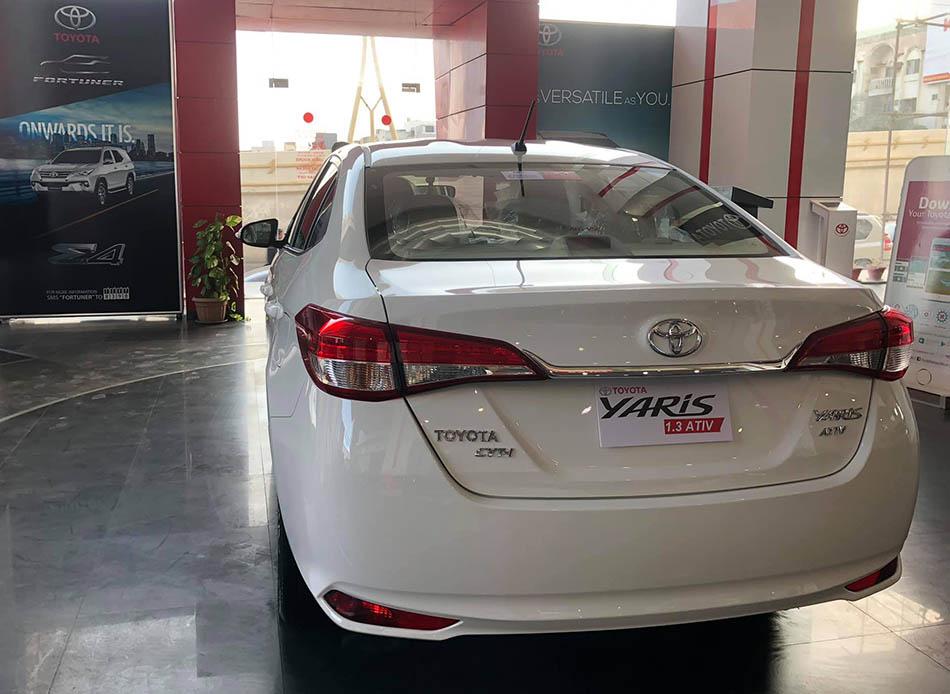 Toyota Yaris Ativ Gets an Optional Upgrade 3