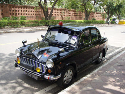 India to Resurrect the Iconic Ambassador 3