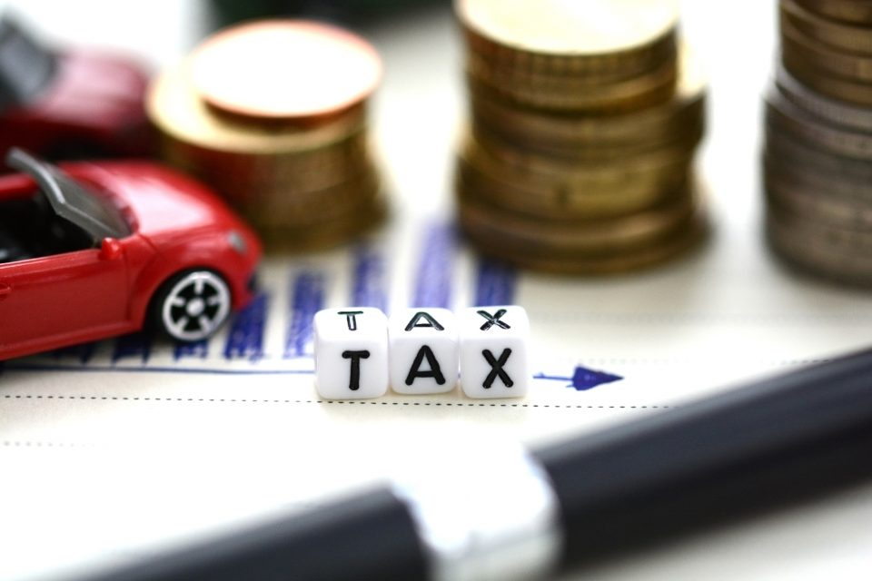 Tax Collection from Car Registrations Declined by 40% 4